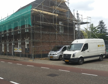 Verbouwing Venray